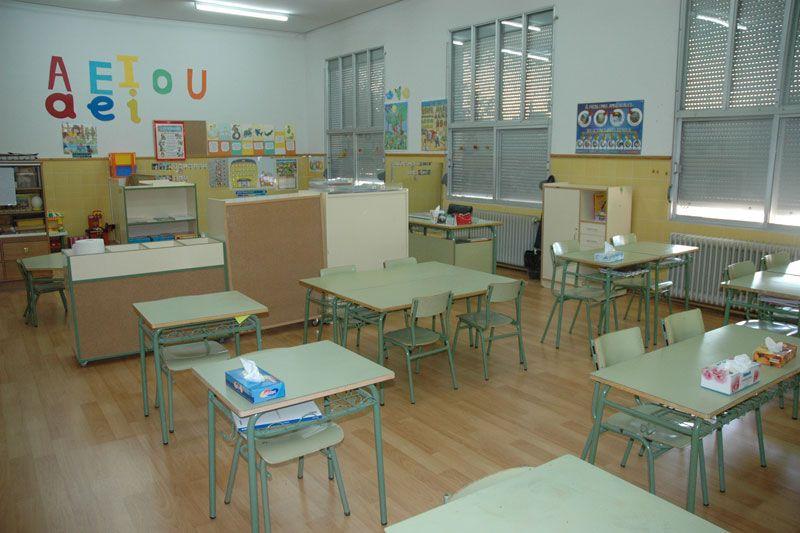 Venialbo dependencias servicios e instalaciones municipales for Dependencias de la escuela